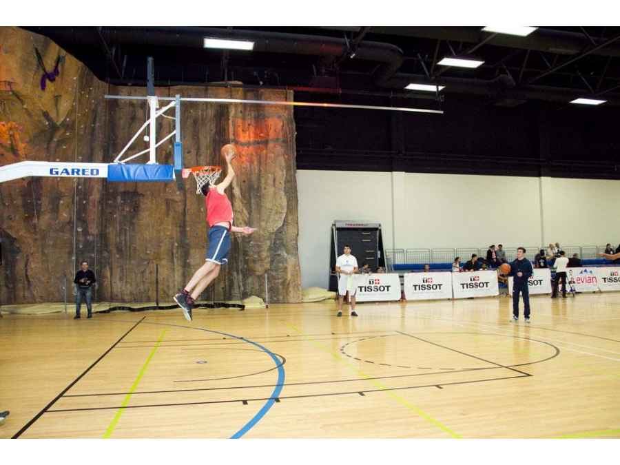 TISSOT CUP on Basketball